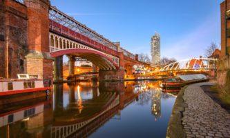 Estude em Liverpool, Manchester e Dun Laoghaire em um único pacote de intercâmbio