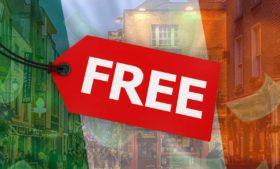 Coisas pra fazer de graça em Dublin – E-Dublincast (Ep. 18)