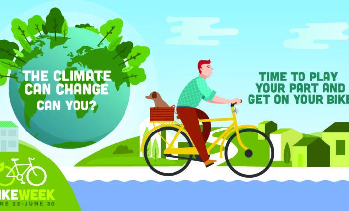 Semana da Bicicleta na Irlanda realiza eventos até 30 de junho