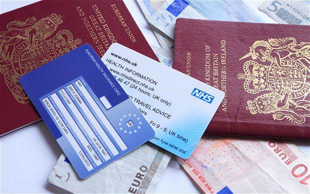 Como funciona o cartão de saúde europeu?