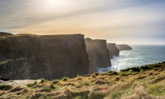Irlanda vai revitalizar área do Cliffs of Moher