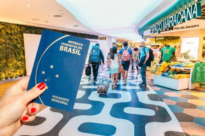 A solicitação do visto para Nova Zelândia deve ser realizada no Brasil. © Brasilnut | Dreamstime.com