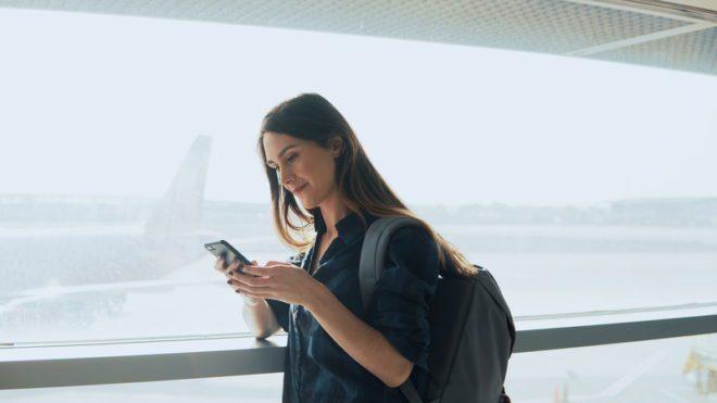Por serbaixa temporada na Europa, as passagens aéreas podem ser mais baratas.© Vadim Kluchnik | Dreamstime.com