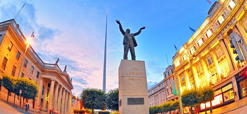 Onde morar em Dublin?