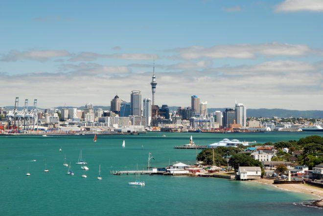 Nova Zelândia é o lugar ideal para quem deseja aprender inglês.© Blagov58 | Dreamstime.com
