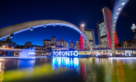 Dobra número de vistos para brasileiros no Canadá