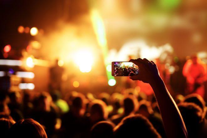 O Metropolis é um festival com várias bandas e DJs para animar todo o público. © Piotr Piatrouski | Dreamstime.com