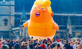 Protesto em Dublin deve marcar visita de Donald Trump à Irlanda