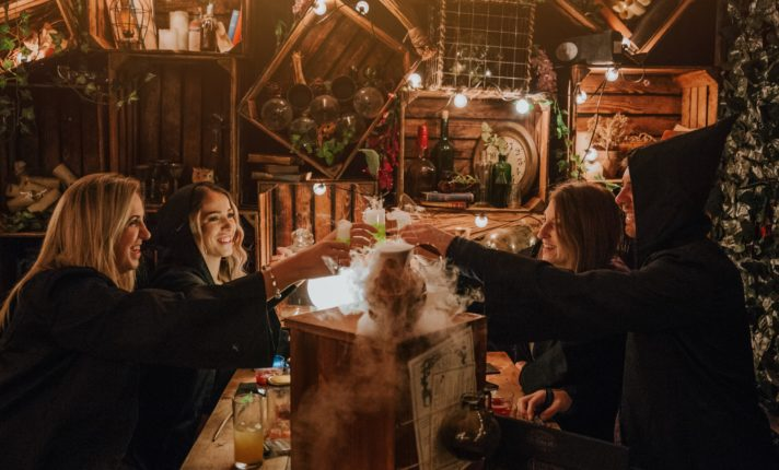 Pub temático do universo Harry Potter abre as portas em Dublin