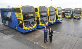 Cia. de ônibus Go-Ahead Ireland anuncia 100 vagas de emprego
