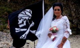 Bizarrices da Irlanda: o casamento de uma irlandesa e um pirata fantasma