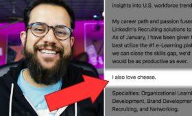 Como melhorar seu LinkedIn com o resumo do CV