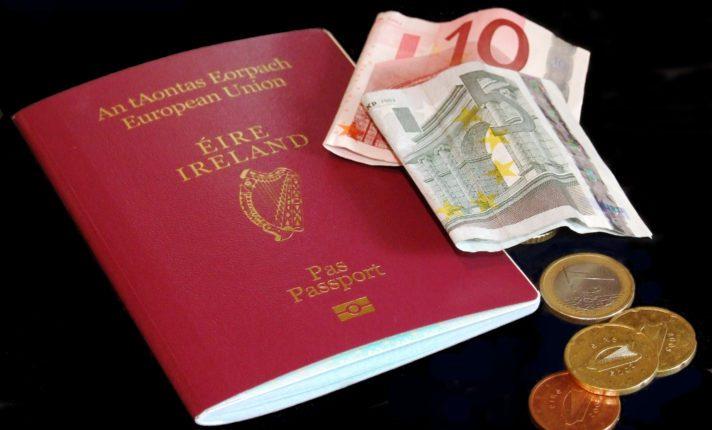 Passaporte irlandês é o sexto mais poderoso do mundo
