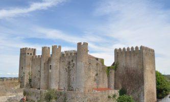 Cidades históricas em Portugal: Óbidos, Coimbra, Alcobaça