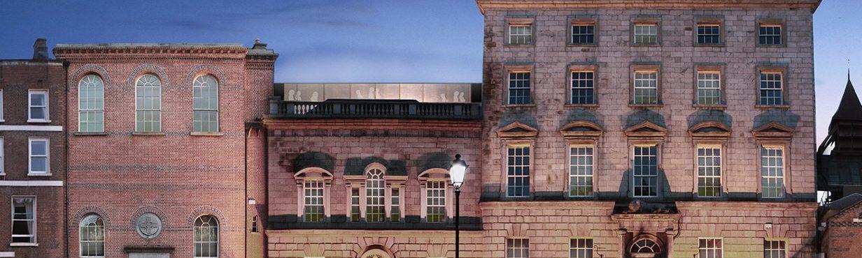 Museu da Literatura da Irlanda será inaugurado em setembro