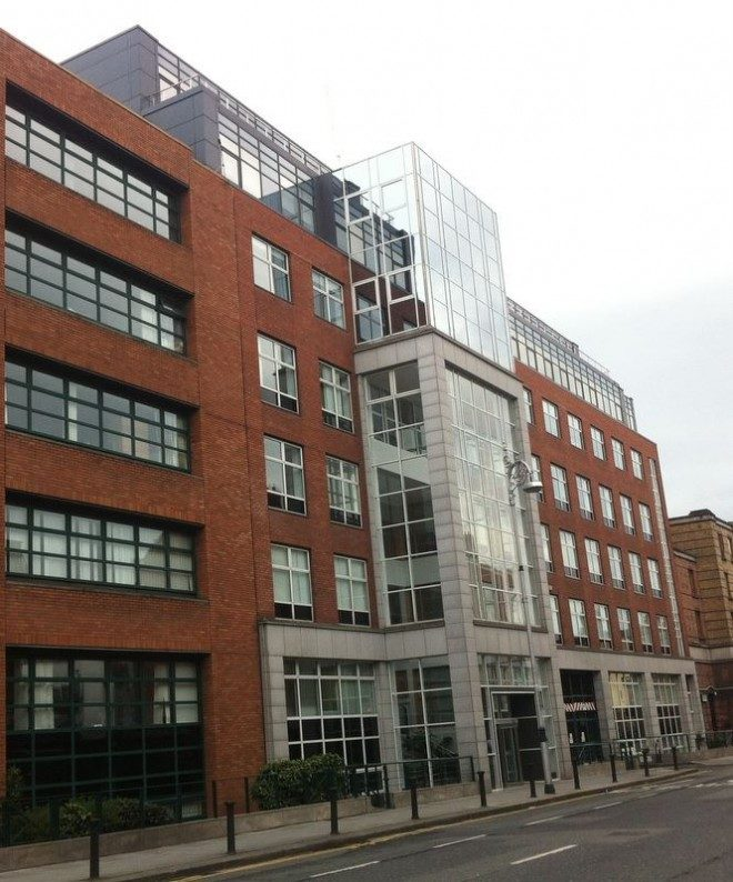 Embaixada Brasileira em Dublin. Foto: Dublin Itamaraty