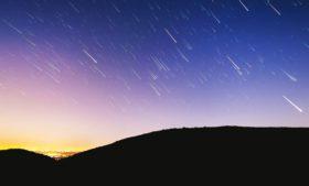 Chuva de meteoros poderá ser vista na Irlanda nesta madrugada