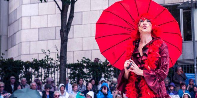 Opera in the open entra na agenda de agosto. Foto: Dublin.ie