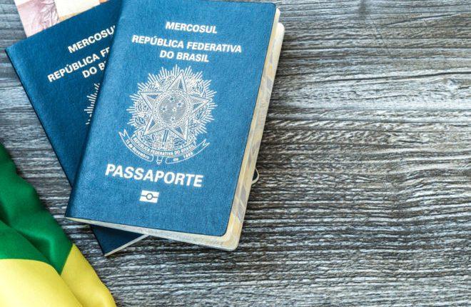 Como funciona o passaporte de emergência?