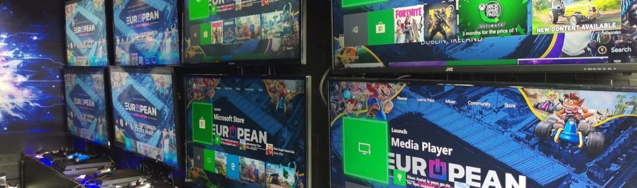 Feira European Games Week acontece no Croke Park, em Dublin
