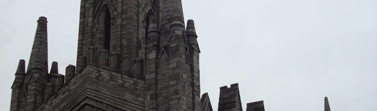6 pontos turísticos assombrados em Dublin
