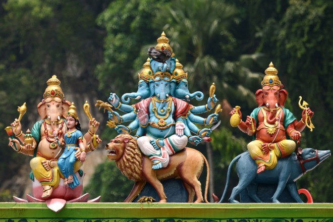 Bali é um destino ideal para um ano sabático e para explorar a espiritualidade. Crédito Shutterstock