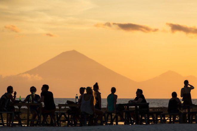 Bali é um destino perfeito para nômades digitaiss, por conta do baixo custo de vida. Shutterstock