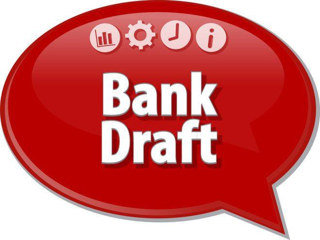 Se levar dinheiro em especie precisa ir ao correio irlandês e fazer uma espécie de cheque, chamado Bank Draft. Foto: Shutterstock