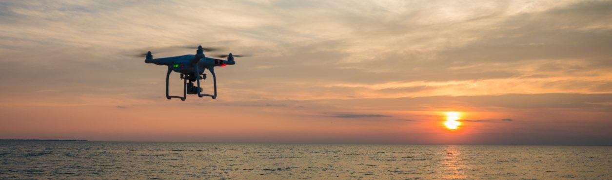 Pesquisadores usam drone para entrega inédita de insulina em ilhas da Irlanda