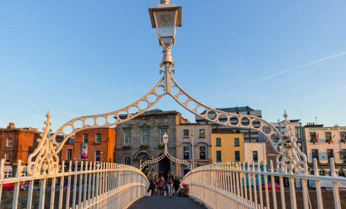 Dublin está entre as cinco principais cidades culturais da Europa