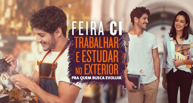Feira de intercâmbio em São Paulo vai tirar dúvidas sobre trabalho e estudos no exterior.