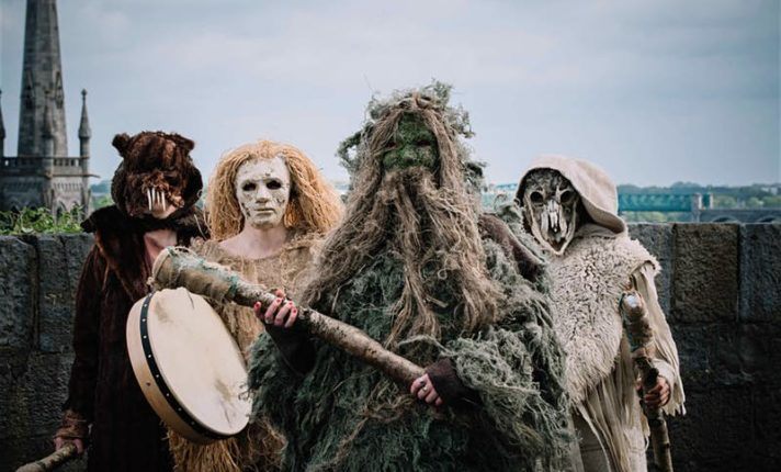 Festival celebra Halloween no condado de Meath