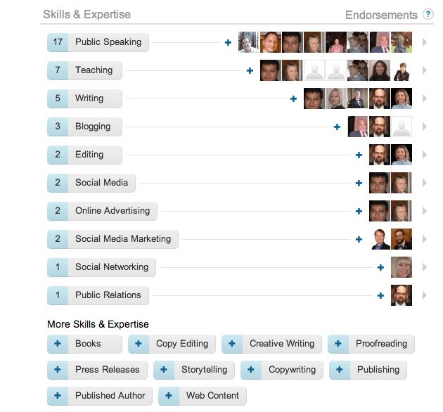 Comente, abuse das hashtags, crie conteúdo, seja visto no LinkedIn.Foto: LinkedIn