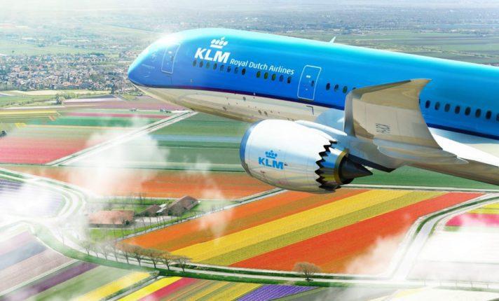KLM anuncia novidades para passagens de estudantes