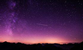 Chuva de meteoros poderá ser vista na Irlanda em outubro