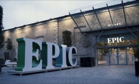 Irish Emigration Museum é finalista no World Travel Awards