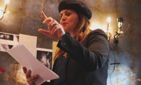 Sarau Maré e a poesia de Lia Santos