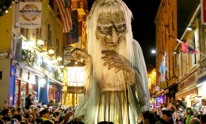 Dublin não terá parada de Halloween neste ano