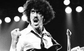 Irlanda lança selos em homenagem à banda Thin Lizzy