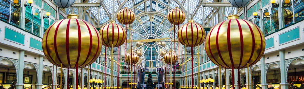 Dublin é uma das melhores cidades para passar o Natal