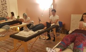 Evento reúne terapeutas de access bars em Dublin