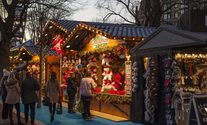 4 Christmas Markets para visitar em Dublin