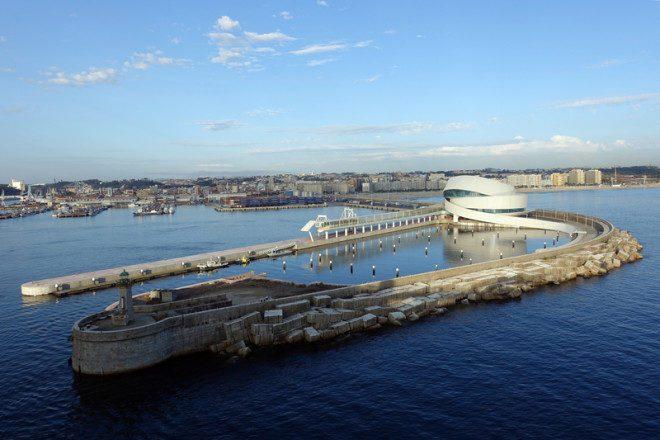 A cidade de Matosinhos pertence a grande área metropolitana de Porto.© Ladyligeia | Dreamstime.com