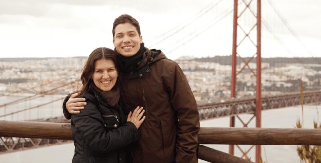Um assalto em São Paulo fez Priscila mudar-se para Lisboa. Foto Roberto Cardoso