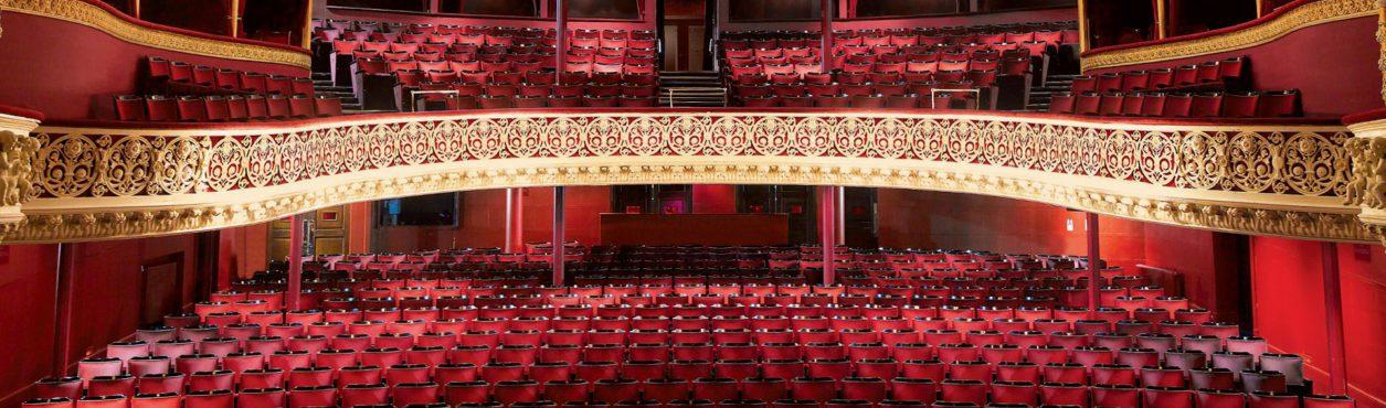 Os cinco melhores teatros de Dublin