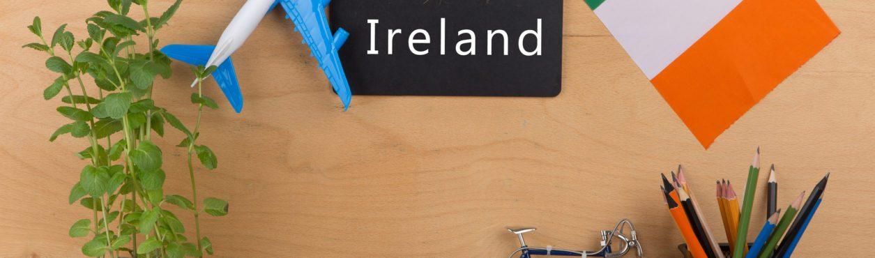 Chegou à Irlanda? Saiba quais serão os seus próximos passos
