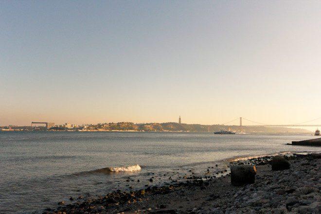 A nossa mudança para Lisboa foi planejada e estudada@arquivo pessoal