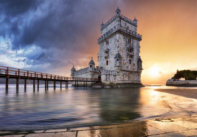 Lisboa foi eleitaa 4ª cidade mais bonita do mundo.© Tomas1111 | Dreamstime.com