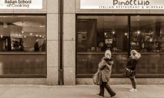 Restaurante promove festival italiano em Dublin