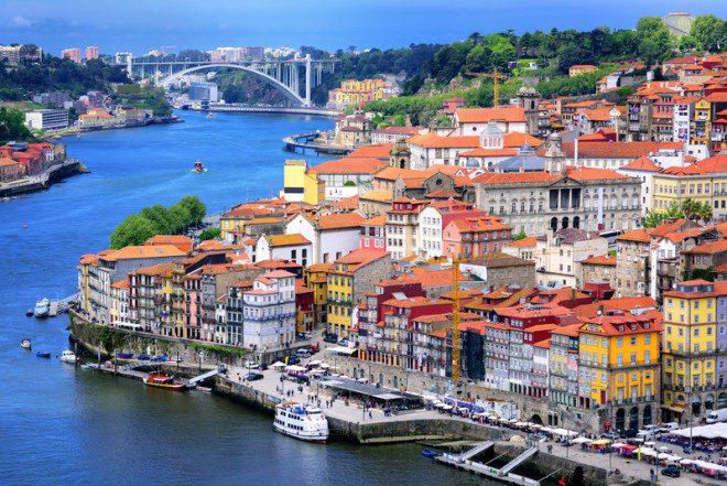 Portugal é um dos destino favoritos entre os brasileiros. © Xantana | Dreamstime.com